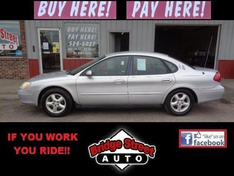 2001 Ford Taurus for sale in Lexington, NE