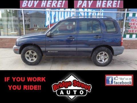 2001 Chevrolet Tracker for sale in Lexington, NE