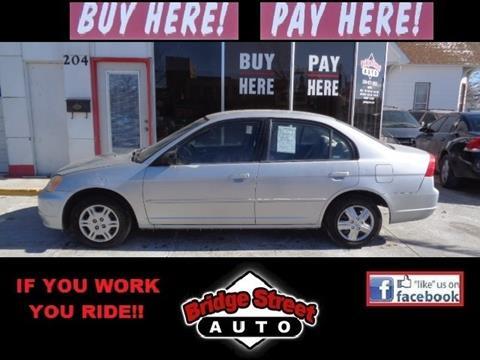 2002 Honda Civic for sale in Lexington, NE