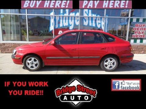2002 Hyundai Elantra for sale in Lexington, NE