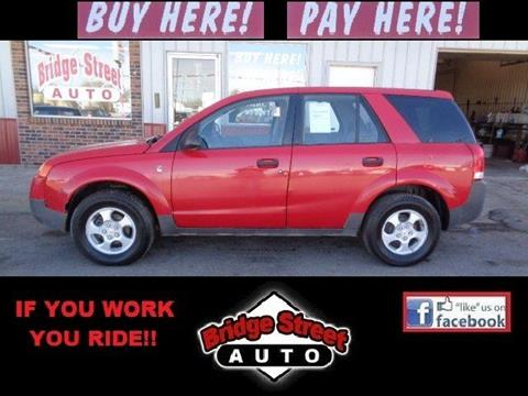 2002 Saturn Vue For Sale In Vermont Carsforsale