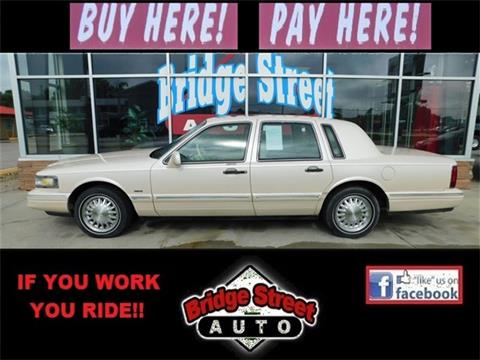 1995 Lincoln Town Car For Sale In Concord Nc Carsforsale Com
