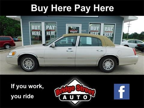 1999 Lincoln Town Car For Sale In Gordon Ne Carsforsale Com