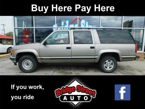 1999 GMC Suburban for sale in Lexington, NE