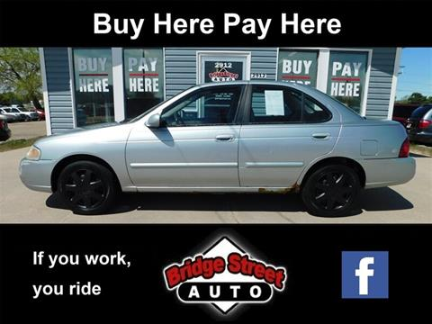 2004 nissan sentra se-r automatic transmission