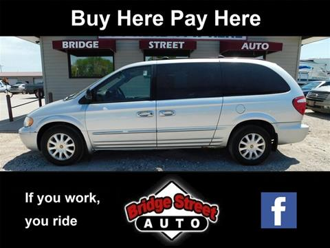 2002 Chrysler Town and Country for sale in Lexington, NE