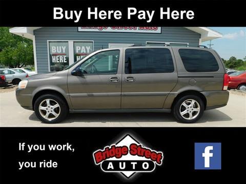 2005 Chevrolet Uplander for sale in Lexington, NE