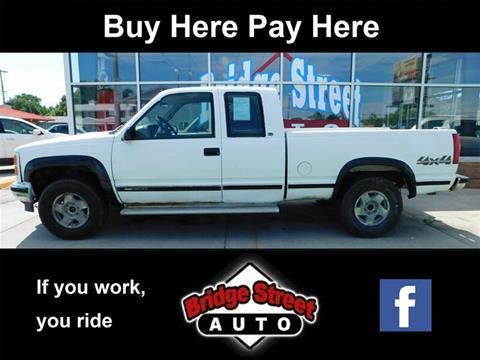 1998 GMC Sierra 1500 for sale in Lexington, NE
