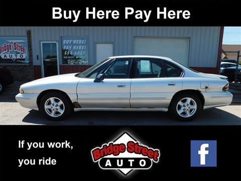 1999 Pontiac Bonneville for sale in Lexington, NE