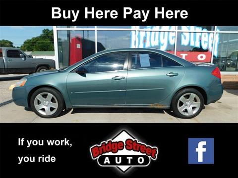 2009 Pontiac G6 for sale in Lexington, NE