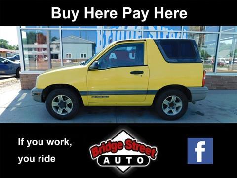 2003 Chevrolet Tracker for sale in Lexington, NE