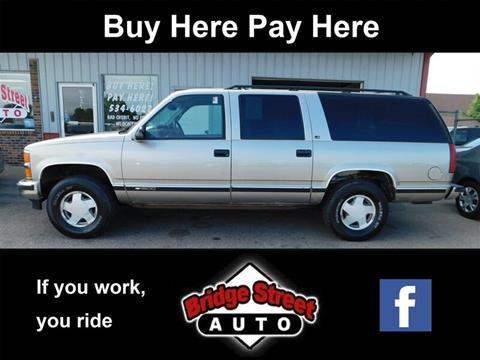 1999 Chevrolet Suburban For Sale In Lexington Ne