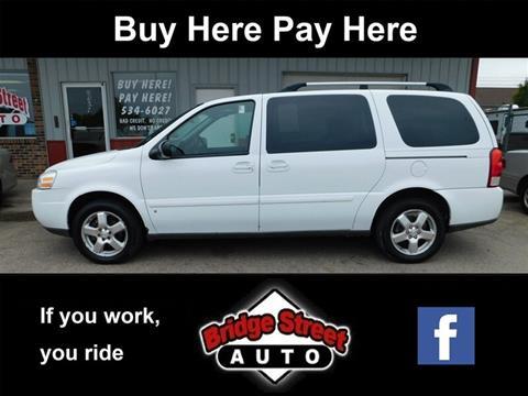 2008 Chevrolet Uplander for sale in Lexington, NE
