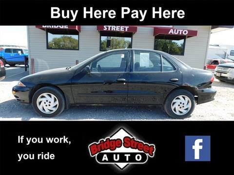 1998 Chevrolet Cavalier for sale in Lexington, NE