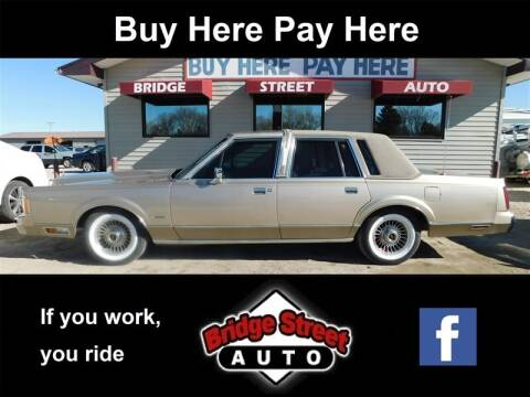 Buy Here Pay Here Deland Fl >> 1989 Lincoln Town Car For Sale In Lexington Ne
