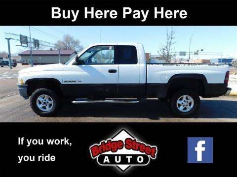 2001 Dodge Ram Pickup 1500 for sale at Bridge Street Auto in Lexington NE
