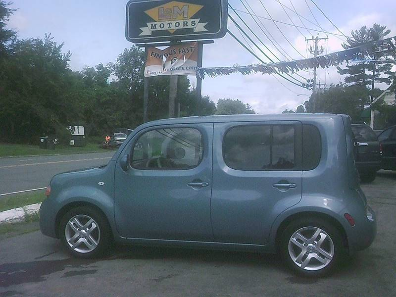 2010 Nissan Cube 18 4dr Wagon In East Greenbu Ny L M Motors Inc