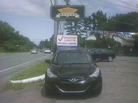 2011 Hyundai Elantra for sale in East Greenbush, NY