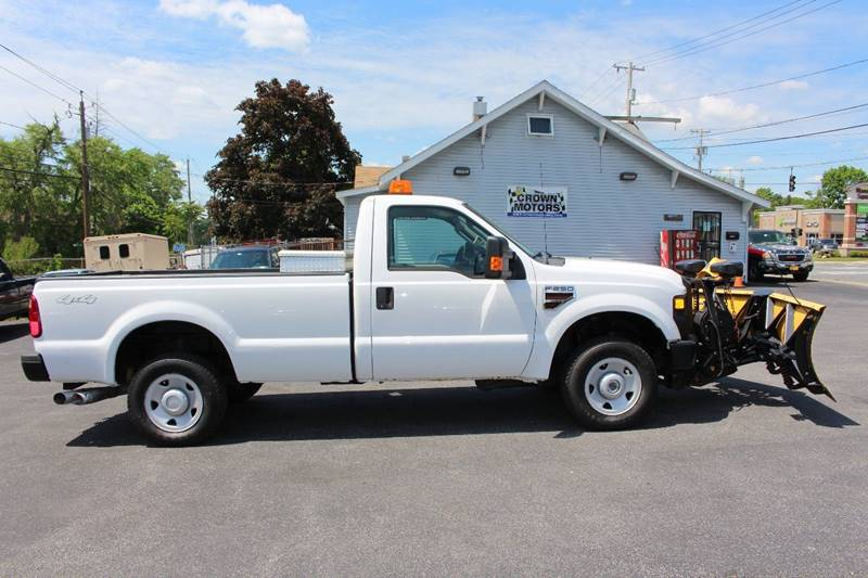 2008 Ford F-250 Super Duty XLT 2dr Regular Cab 4WD LB - Schenectady NY