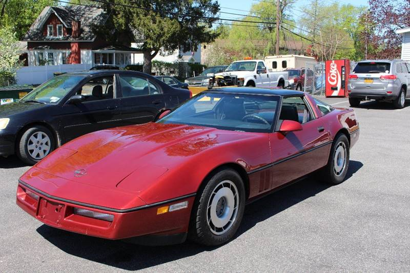 1987 Chevrolet Corvette for sale at Crown Motors in Schenectady NY