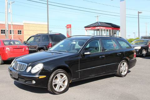 2006 Mercedes-Benz E-Class for sale at Crown Motors in Schenectady NY