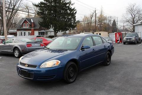 2006 Chevrolet Impala for sale at Crown Motors in Schenectady NY