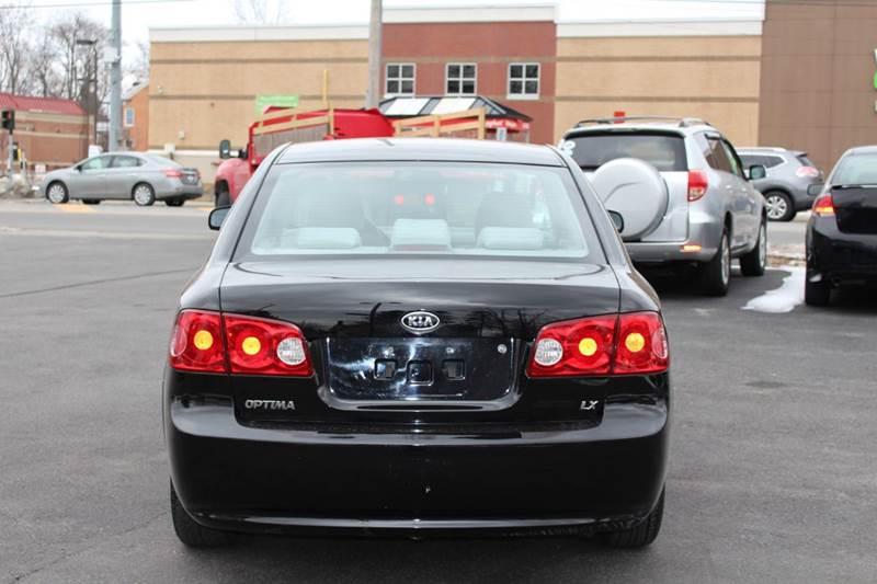 2008 Kia Optima EX 4dr Sedan I4 - Schenectady NY