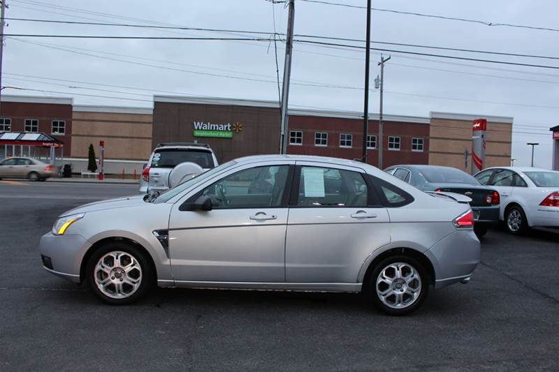 2008 Ford Focus SES 4dr Sedan - Schenectady NY
