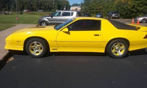 1986 Chevrolet Camaro for sale in Maplewood, MN