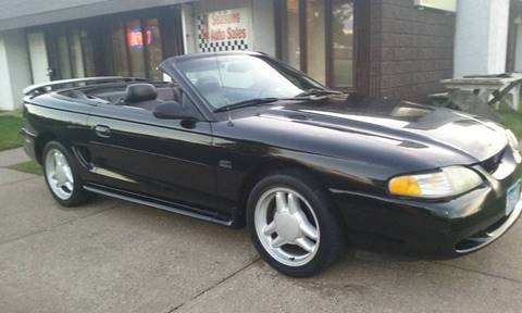 1995 Ford Mustang for sale in Maplewood, MN