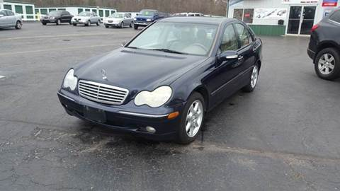 2003 Mercedes-Benz C-Class for sale in Racine, WI