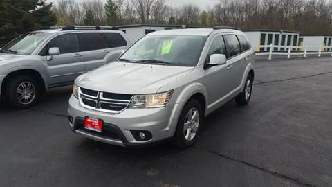 2012 Dodge Journey for sale at Righteous Autos in Racine WI