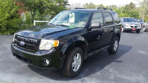 2010 Ford Escape for sale at Righteous Autos in Racine WI