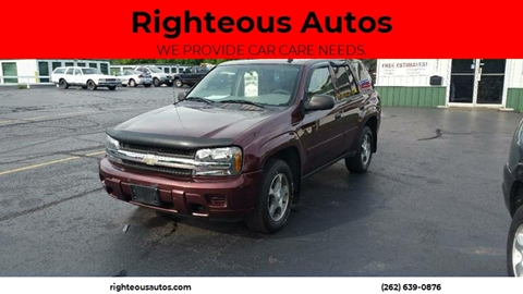 2006 Chevrolet TrailBlazer for sale at Righteous Autos in Racine WI