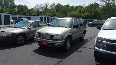 2000 Oldsmobile Bravada for sale at Righteous Autos in Racine WI