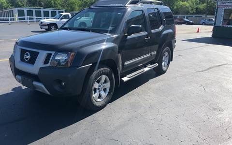 2011 Nissan Xterra for sale at Righteous Autos in Racine WI