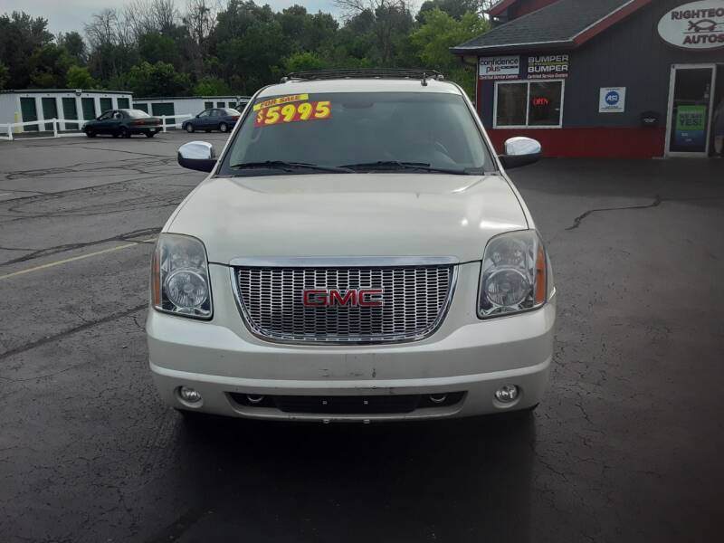 2008 GMC Yukon XL for sale at Righteous Autos in Racine WI