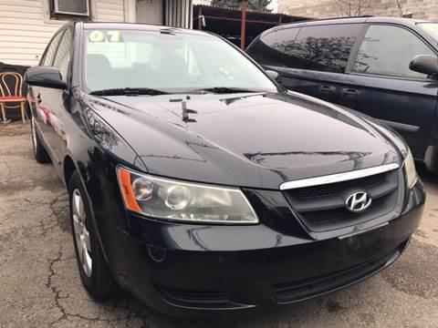 2007 Hyundai Sonata for sale in Chicago, IL