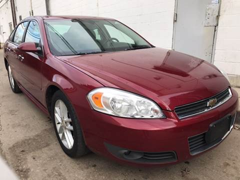 2009 chevrolet impala for sale chicago il. Black Bedroom Furniture Sets. Home Design Ideas