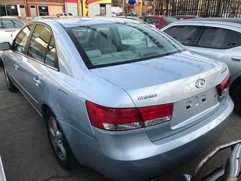 2006 Hyundai Sonata for sale in Chicago, IL