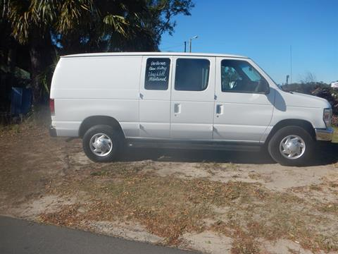 2009 Ford E Series Cargo For Sale In Ocala FL
