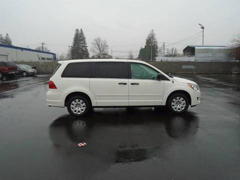 2010 Volkswagen Routan for sale in Sacramento, CA
