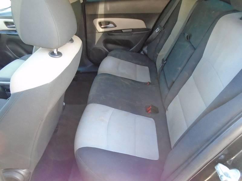 2012 Chevrolet Cruze LS 4dr Sedan - Sacramento CA