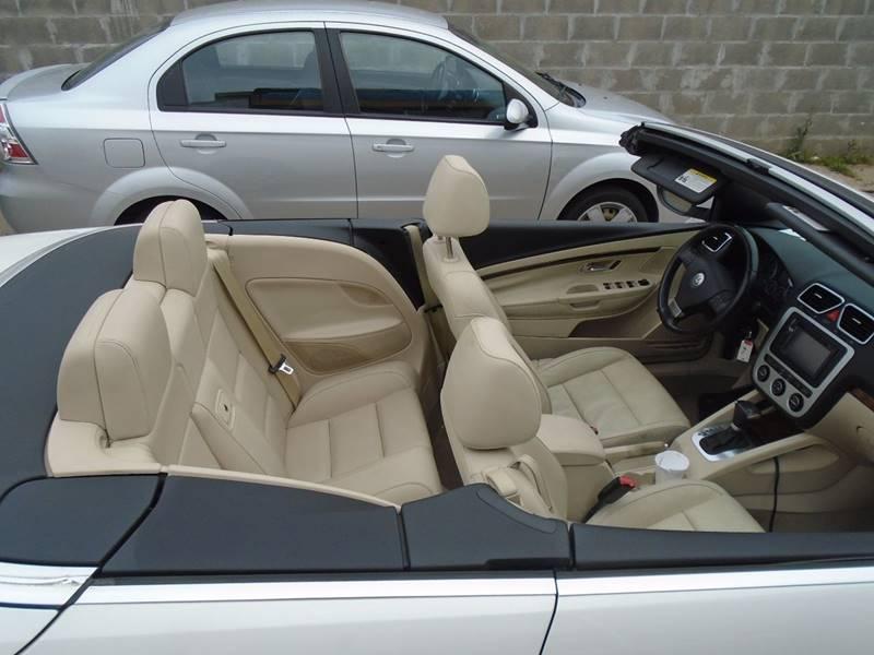 2009 Volkswagen Eos Lux 2dr Convertible - Sacramento CA