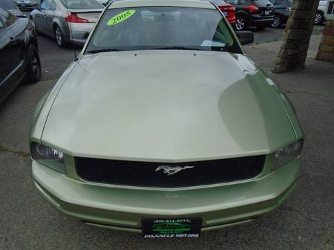 2005 Ford Mustang for sale in Sacramento, CA