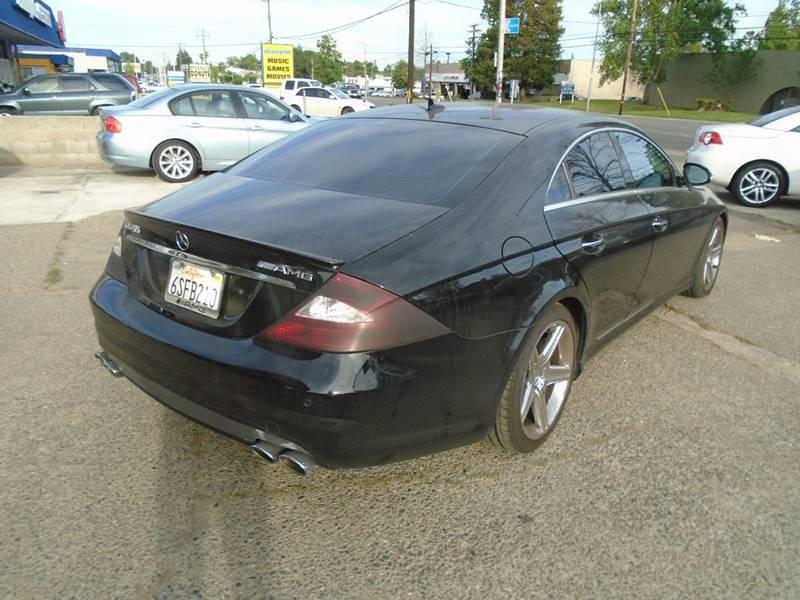 2008 Mercedes-Benz CLS CLS 550 4dr Sedan - Sacramento CA