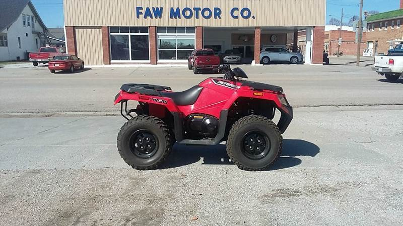 2016 Arctic Cat ALTERRA 450 R for sale at Faw Motor Co in Cambridge NE