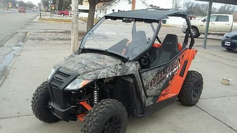 2016 Arctic Cat Wildcat Trail LTD EPS for sale at Faw Motor Co - Faws Garage Inc. in Arapahoe NE