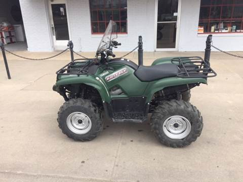 2012 Yamaha Grizzly for sale in Arapahoe, NE