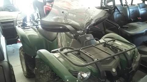 2012 Yamaha Grizzly for sale in Cambridge, NE
